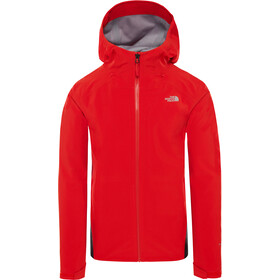 The North Face Apex Flex Dryvent Jacket Men fiery red/TNF black